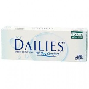 soczewki Focus Dailies